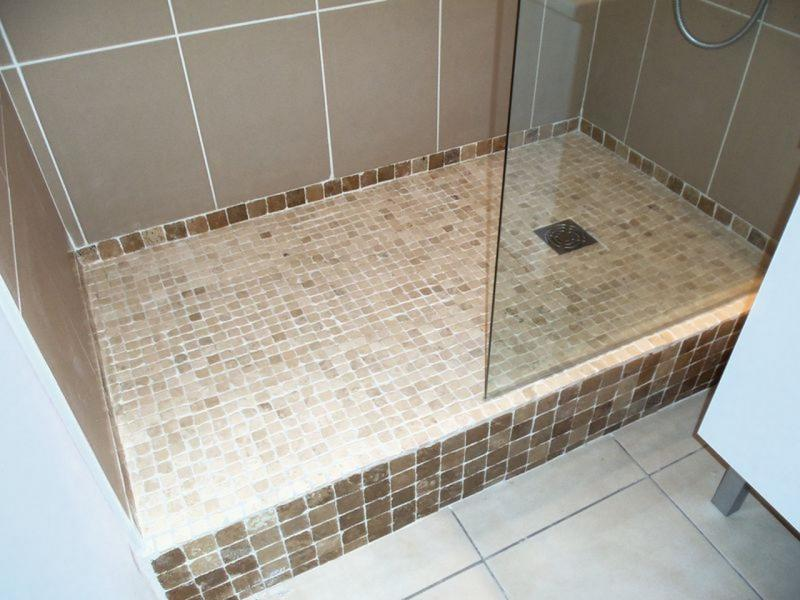 Renovation salle de bain marseille appartemnt douche - Renovation salle de bain marseille ...